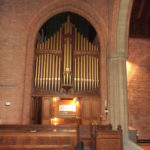 Peter Conacher Orgel in Winnington
